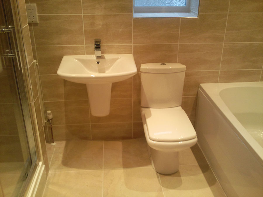 Bathroom design cardiff heating and plumbing for Bathroom remodel plumbing