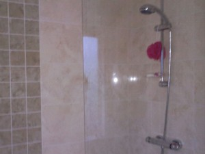 Cardiff Heating and Plumbing - Shower Installation